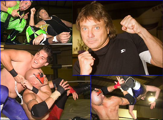 August 29th - Marty Jannetty Rocks the House