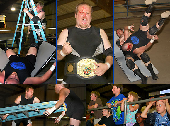 Tables, Ladders, & Chairs Championship